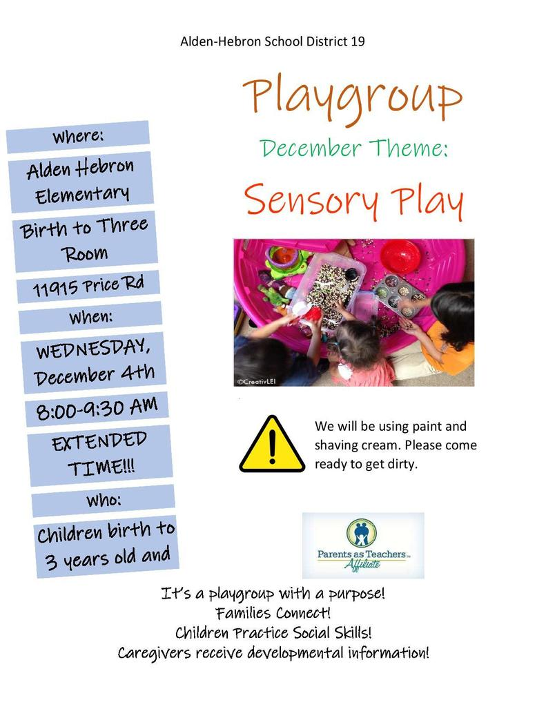 December play group